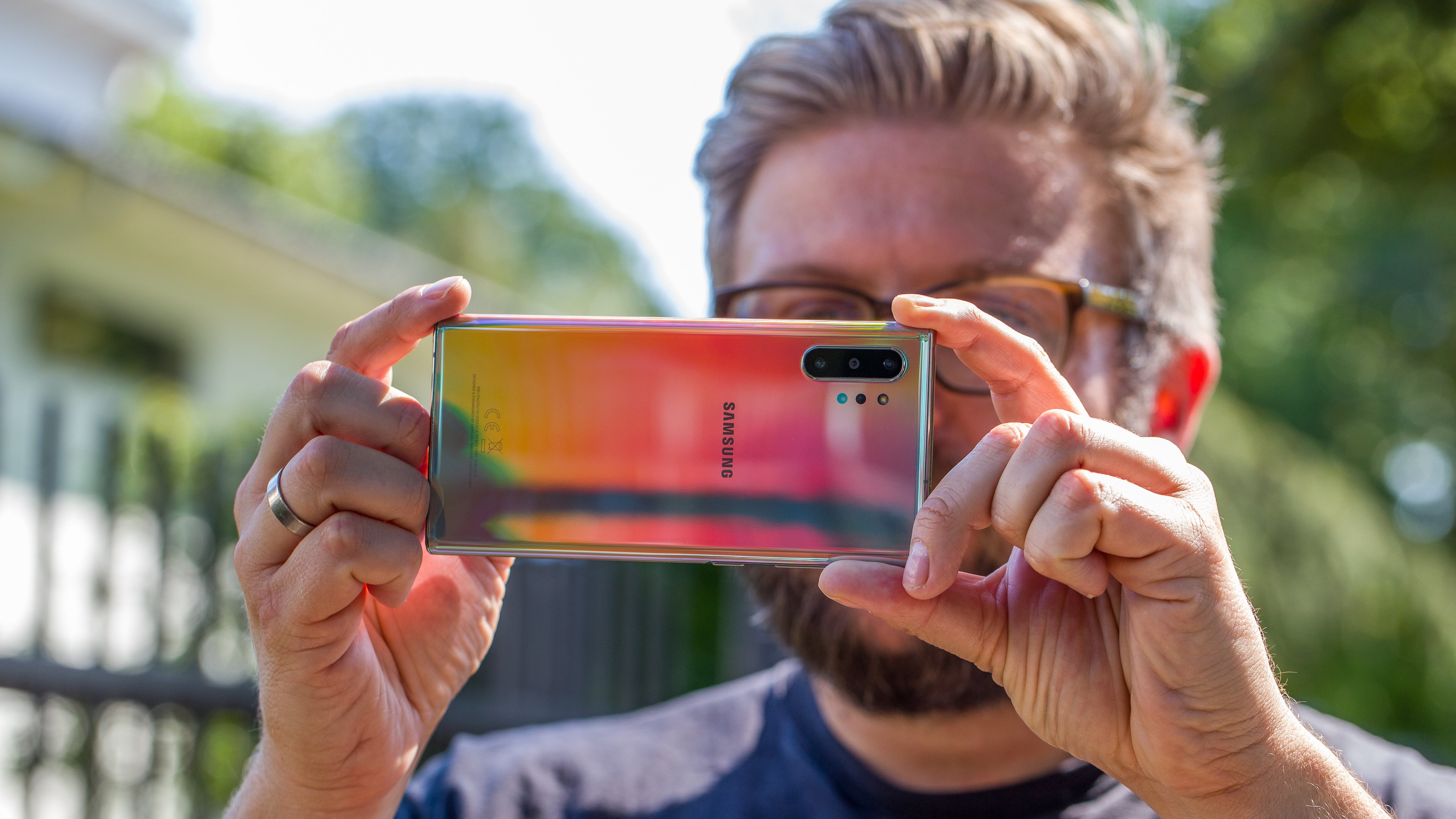Samsung Galaxy Note 10+ im Kamera-Test: Ist das der Gipfel?