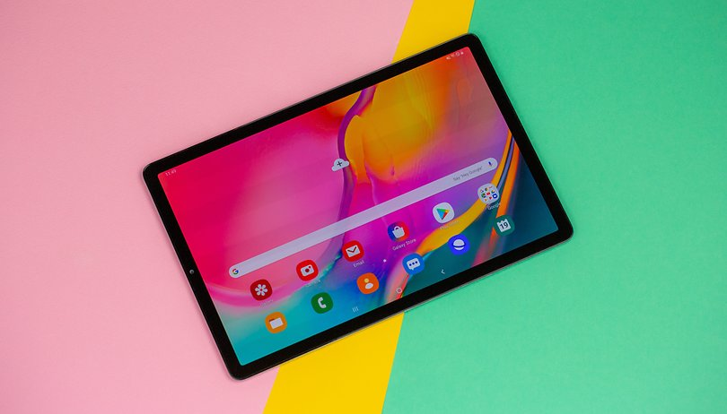 Samsung Galaxy Tab S5e review: pretty, light and the price is right