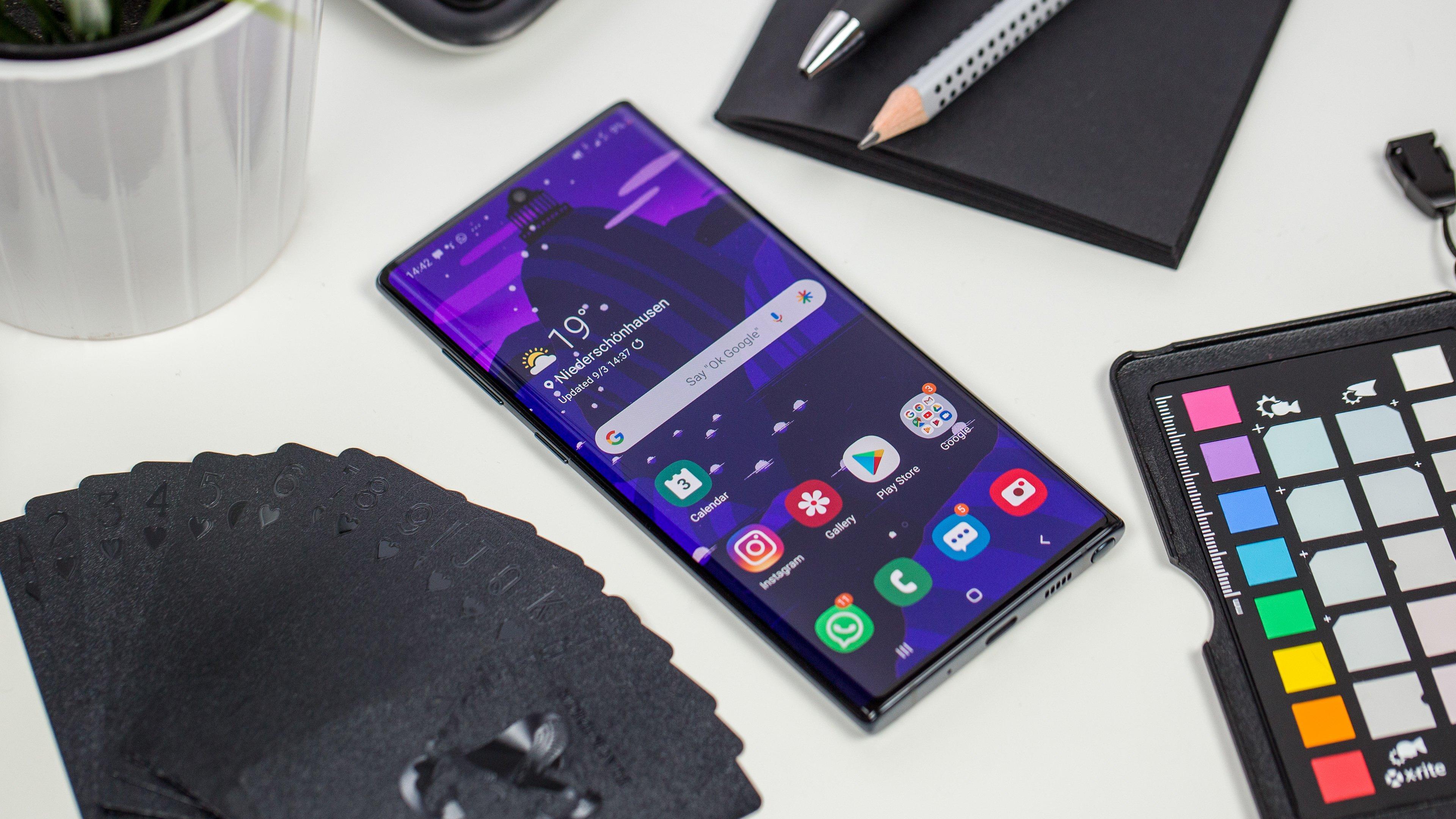 Samsung: Aus Galaxy S und Galaxy Note wird Galaxy One - wirklich?