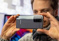 Ein Blick in die Sterne: Samsung soll an 150-Megapixel-Kamera arbeiten