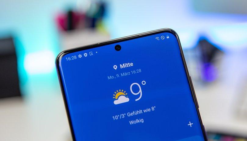 Grünstich im Display: Samsung behebt Fehler per Update