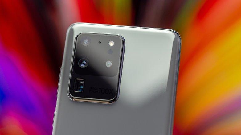 AndroidPIT Samsung Galaxy S20 Ultra Bewertung 14