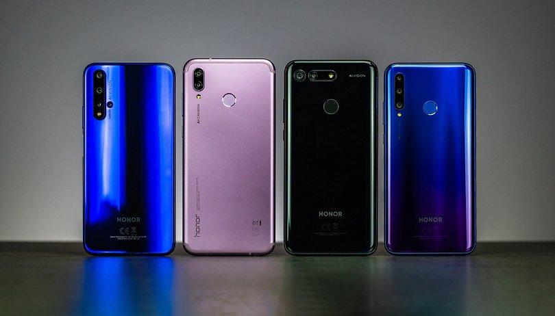 Power at a pretty price: which Honor smartphone is best for you?