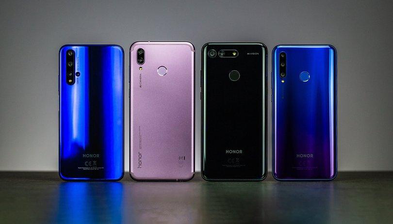 Quel smartphone Honor est fait pour vous ?