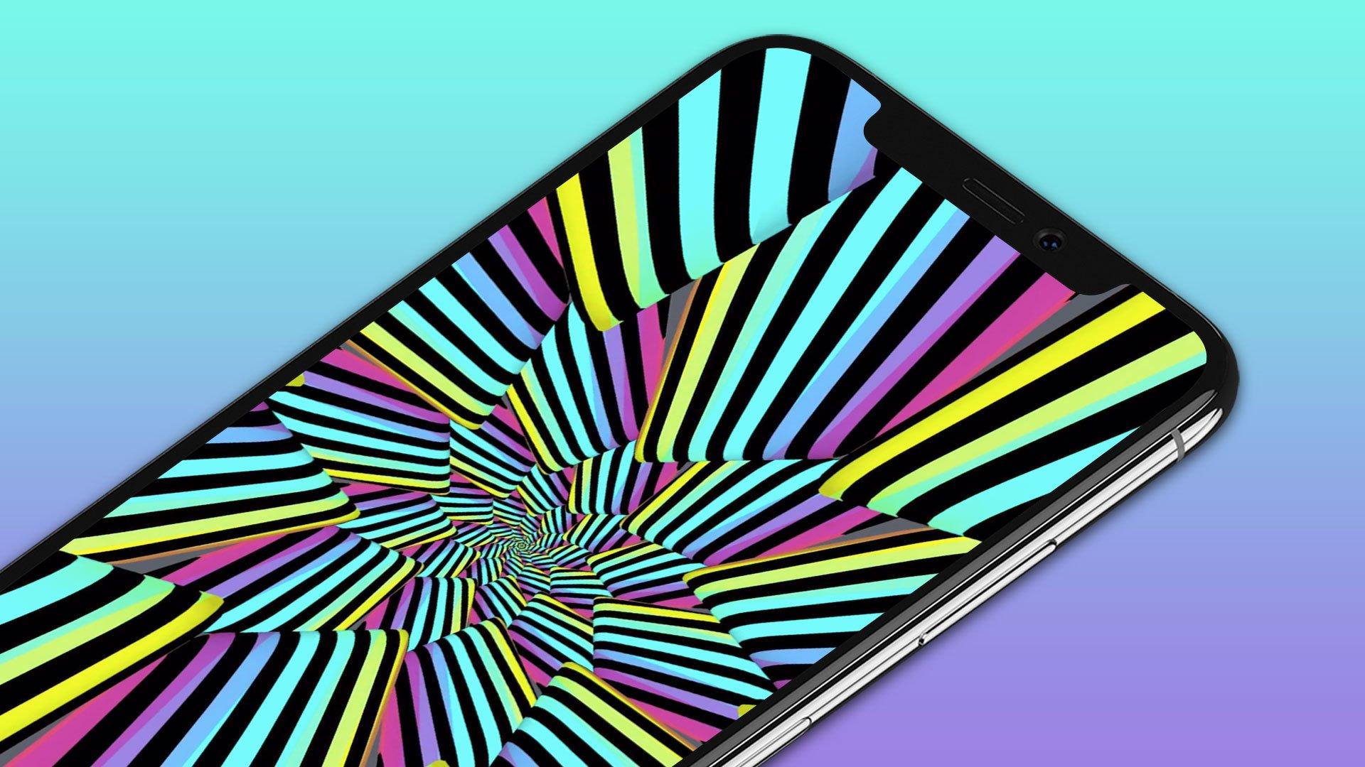 Digitaler Rausch: Diese App macht beim Hinsehen high | NextPit