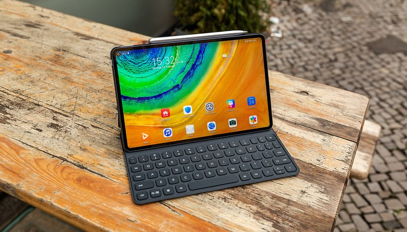 Huawei's answer to the iPad Pro is here, meet the MatePad Pro 5G