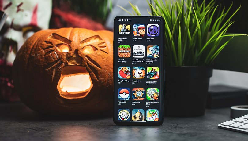 The best Halloween apps and games for Android