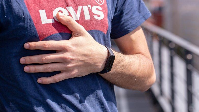 Samsung Galaxy Fit-e im Test: Der würdige Rivale des Xiaomi Mi Band