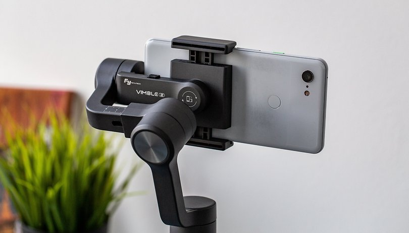 Feiyu Vimble 2 review: the low-cost stabilizer for smartphone shooters