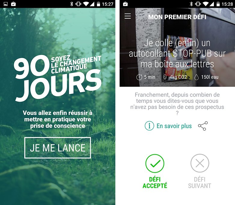 90 jours android
