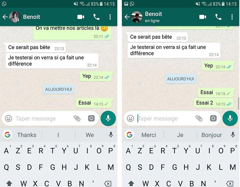 Comment Savoir Si Un Contact Vous A Bloqué Sur Whatsapp Androidpit