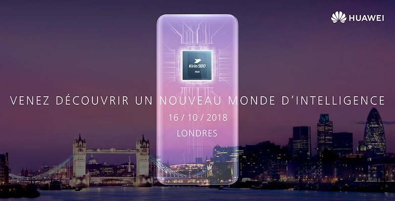 Conference Huawei 16 octobre 2018 Londres 1
