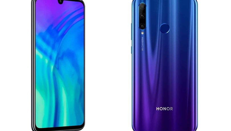 The Honor 20 Lite is official: the future mid-range star?