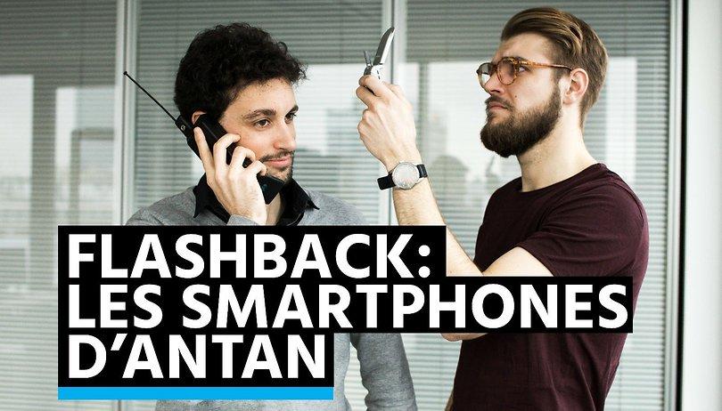 11 téléphones venus tout droit du passé [Vidéo]