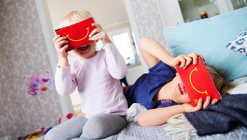 Réalité virtuelle : pourquoi je vais recommencer à acheter un Happy Meal