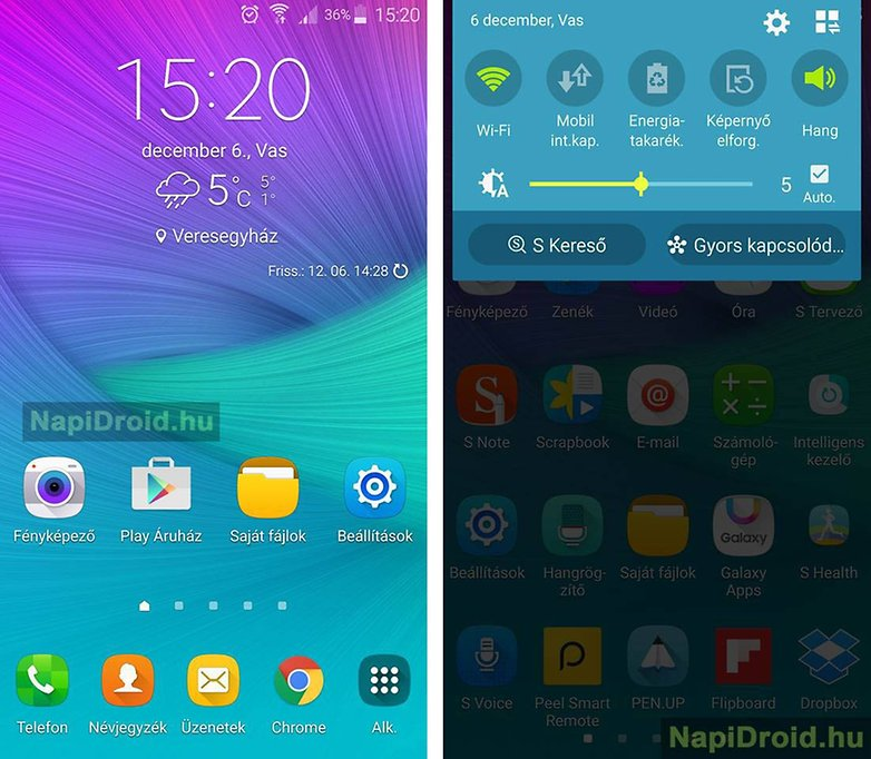 Note 4 Android 6 0