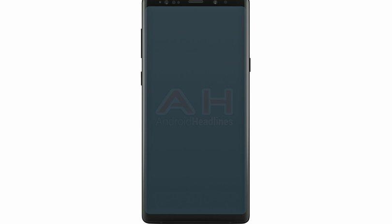 Voici à quoi devrait ressembler le nouveau Samsung Galaxy Note 9