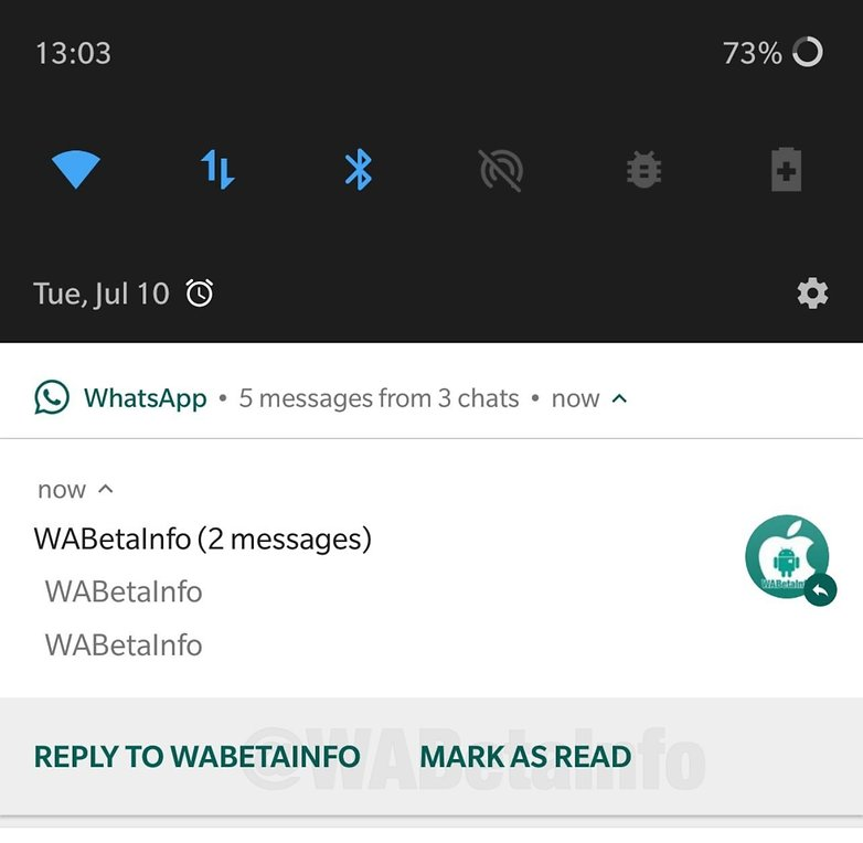 WBI MARKASREAD ANDROID F