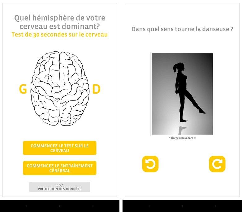 androidpit FR braintrain
