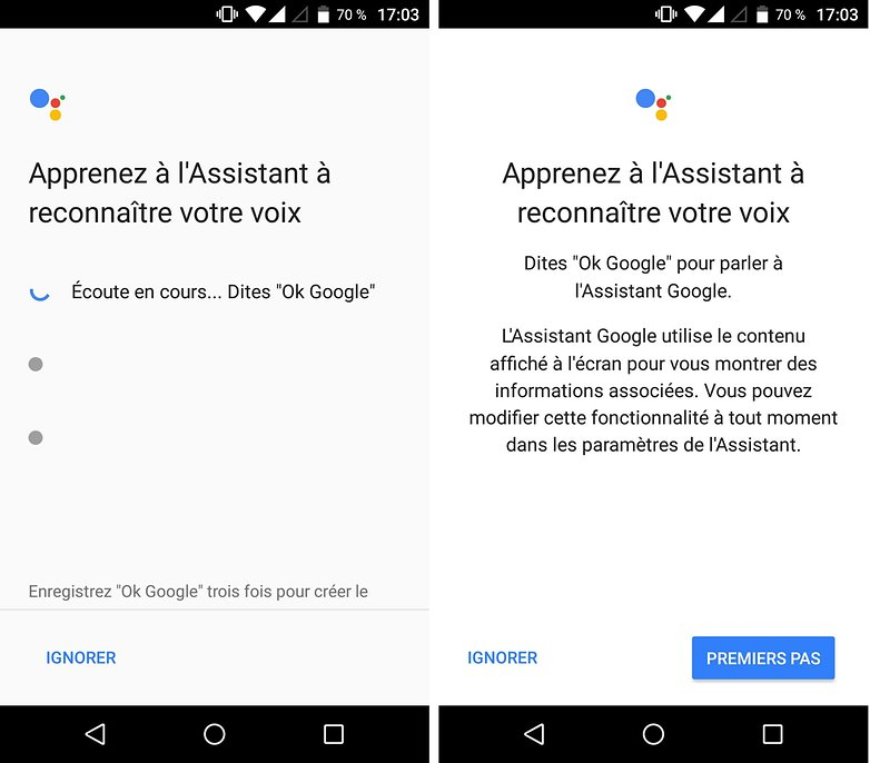 androidpit FR google assistant
