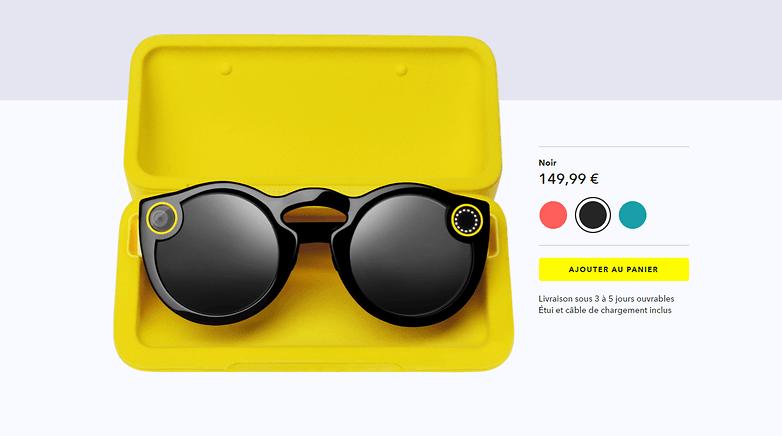 e2d2bc0bae4 Où et comment acheter les lunettes Snapchat Spectacles en France ...