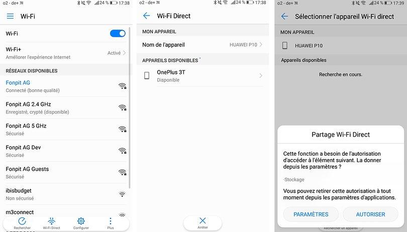 Le WiFi Direct c'est quoi ? Comment ça marche ?