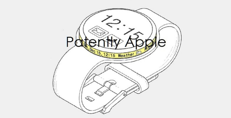 androidpit Samsung 2 Screen Watch Patent 1