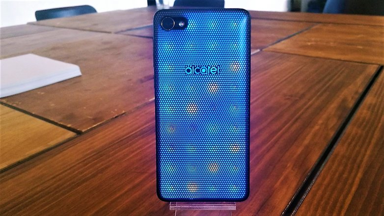 androidpit alcatel a5 led back