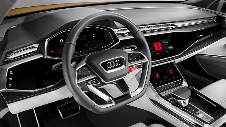 androidpit android auto audi