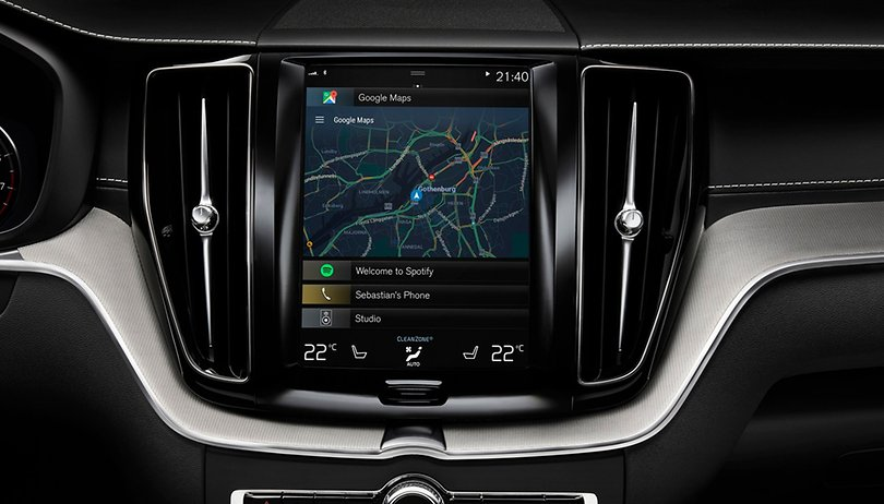 Android Auto se dote d'une nouvelle interface