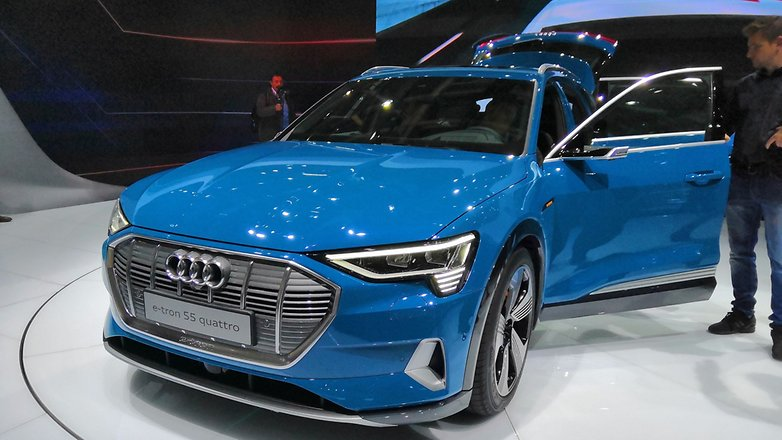 androidpit audi etron
