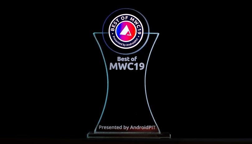 AndroidPIT Awards : les grands gagnants du MWC 2019 !