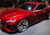 BMW Concept 4: la bella sorpresa del Salone dell'auto di Francoforte