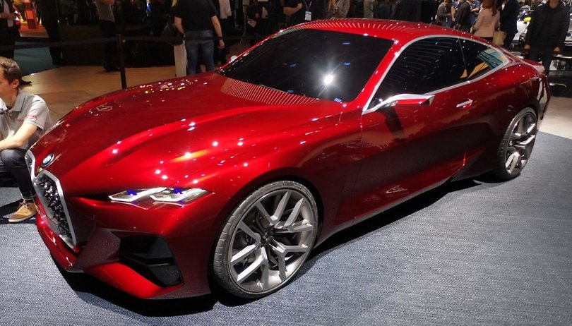 The BMW Concept 4 was the sexy surprise of the Frankfurt Motor Show