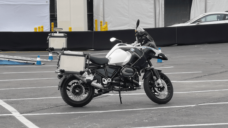 androidpit bmw motorbike autonomous