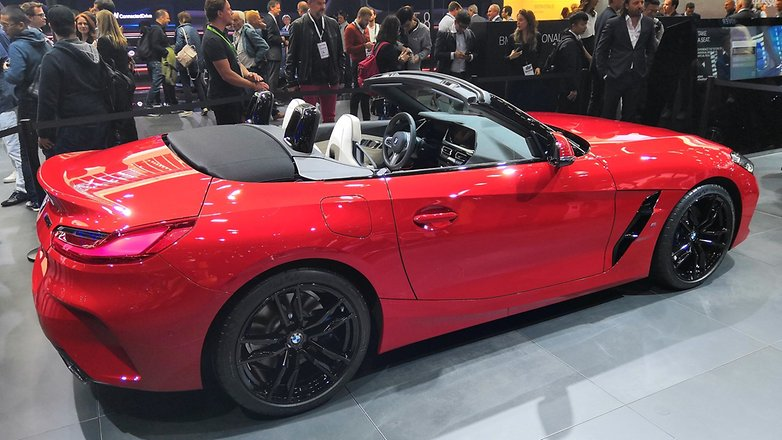 androidpit bmw z4
