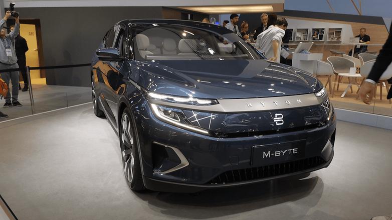 Byton: Tesla-Rivale stellt seinen elektrischen SUV M-Byte vor