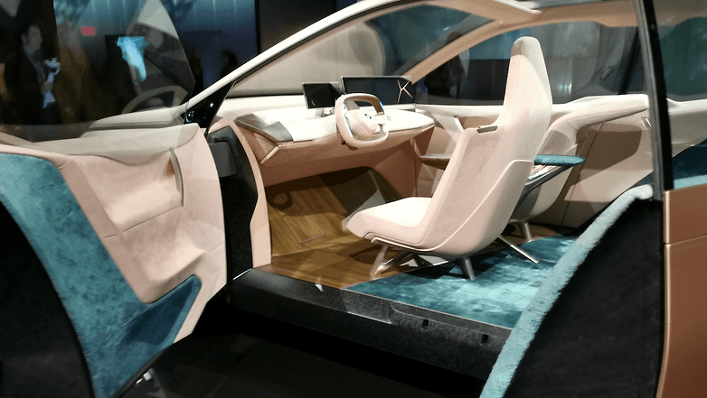 androidpit ces 2019 bmw inext vision inside