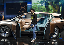 On board the car of the future: BMW iNEXT Vision
