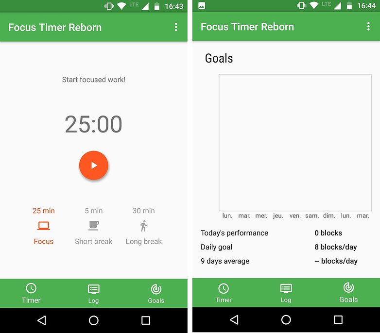 androidpit focus timer reborn