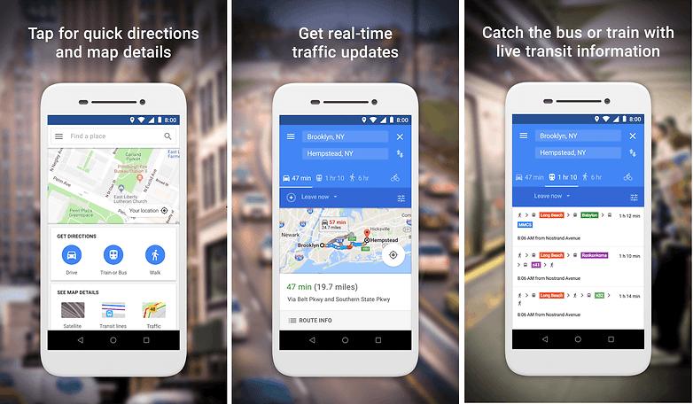 Google Maps Go la versione leggera compare sul Play Store