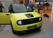 Im Honda-e: Das niedlichste Elektroauto für die Stadt