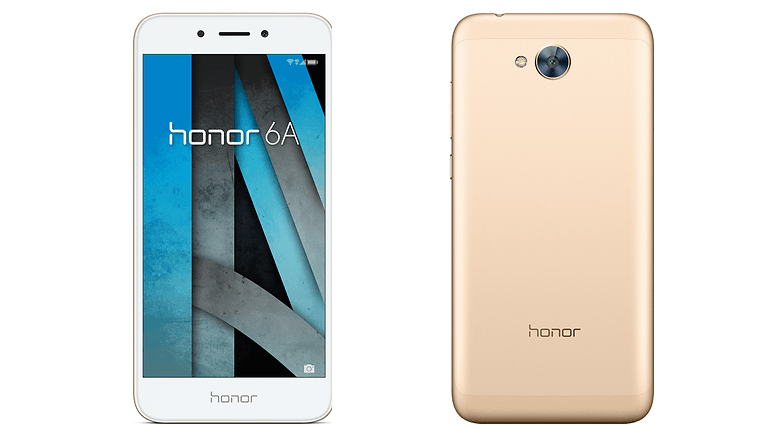 androidpit honor 6A official
