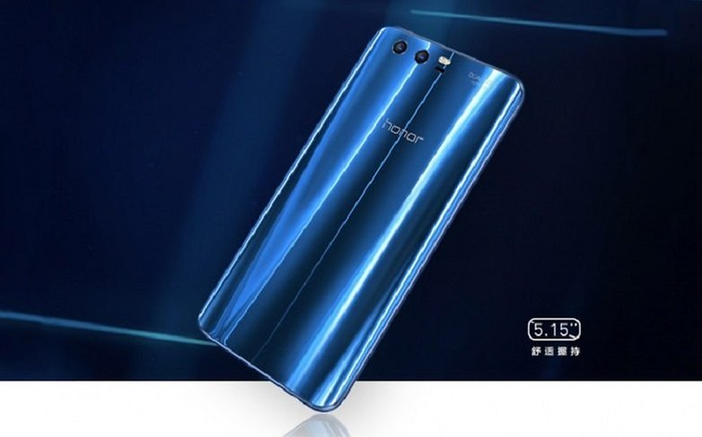 androidpit honor 9 china Copie