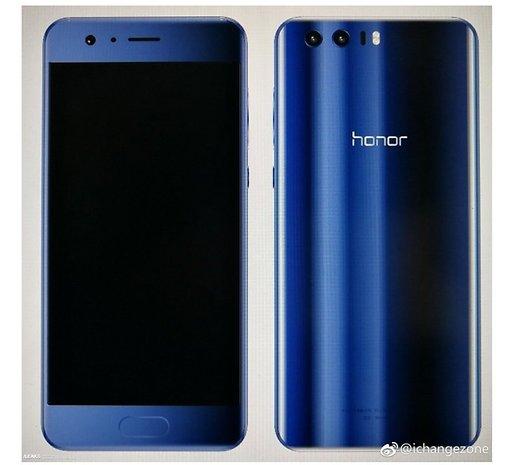 Honor 8 Fotos werden als honor 9 deklariert