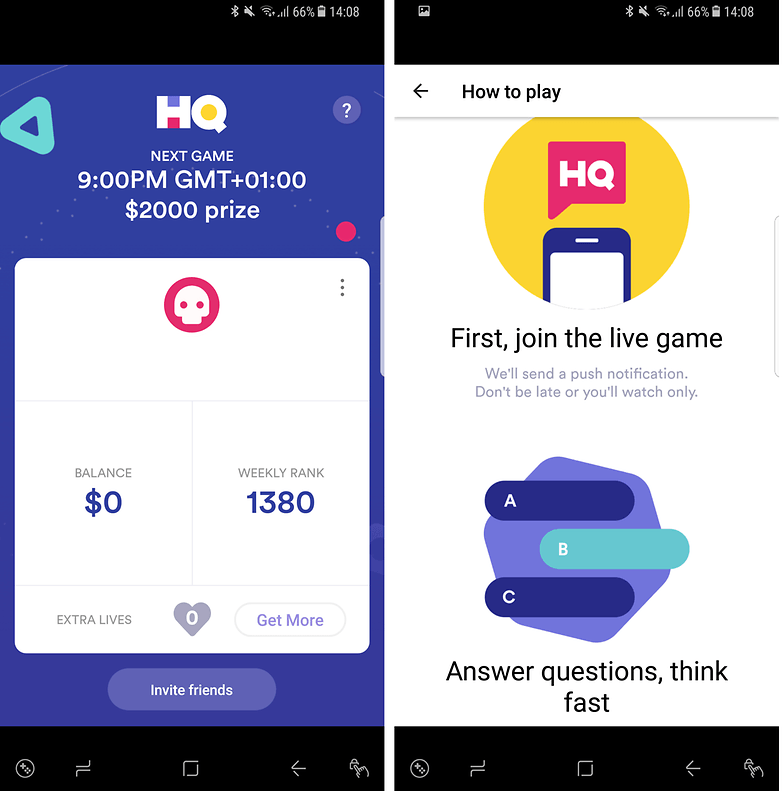 androidpit hq trivia android