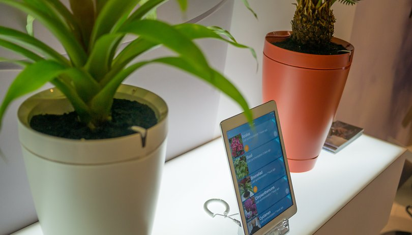 Parrot Pot : le pot de fleur pour les jardiniers 2.0 (ou les fainéants)