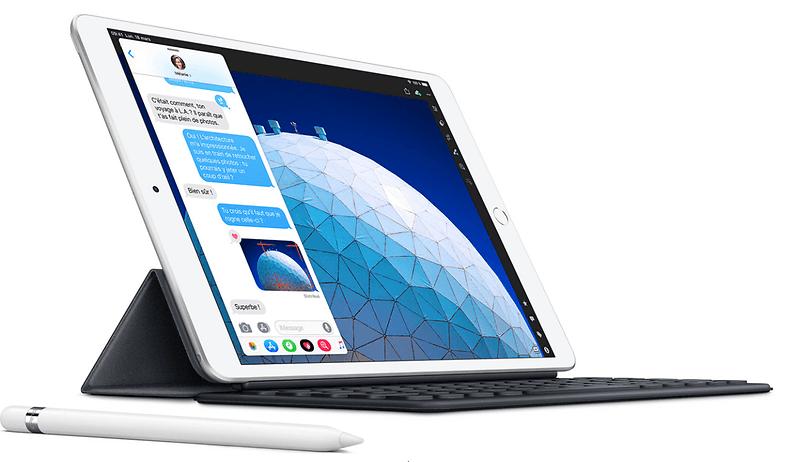 L'iPad Mini et un nouvel iPad air sont officiels