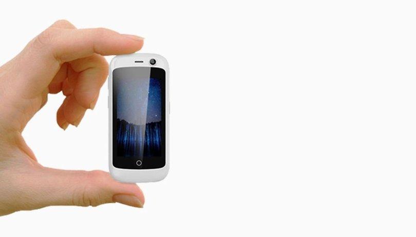 Ce smartphone est le plus petit des smartphones 4G au monde