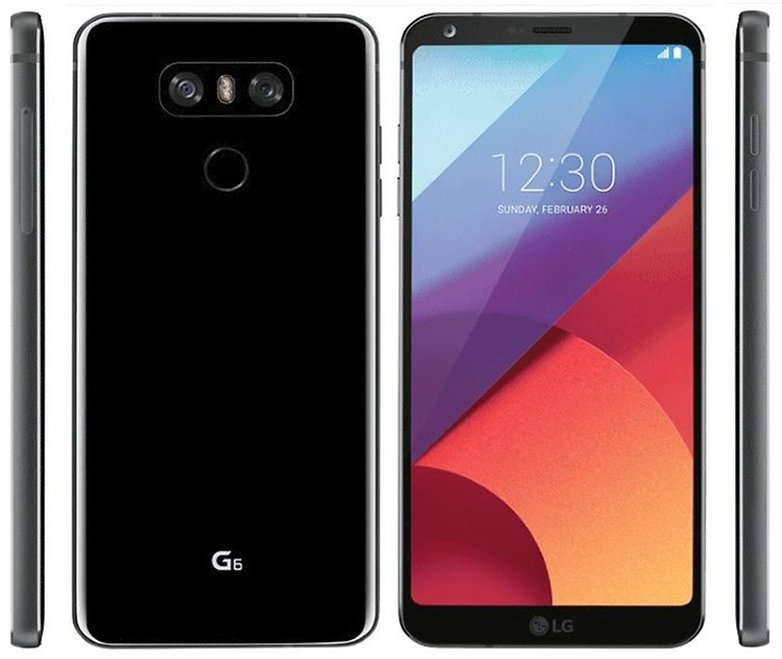 MWC: New flagships from LG and Huawei and Blackberry is back